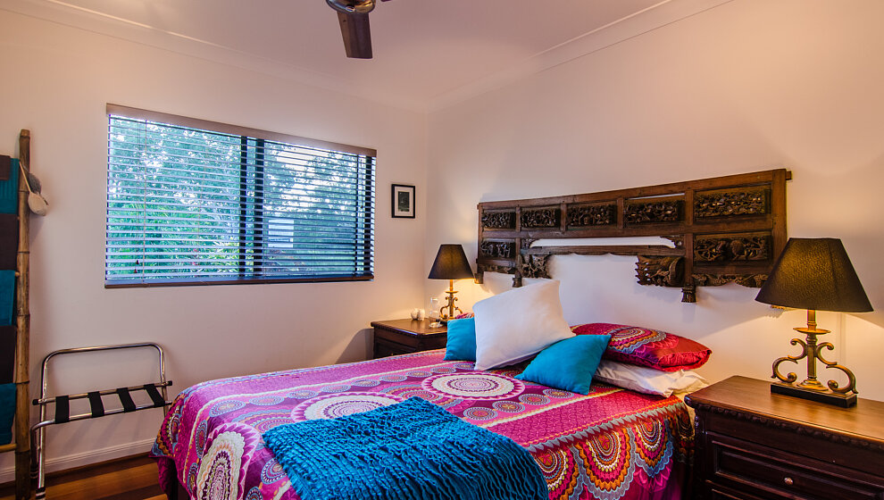 Trinity Beach Penthouse queen bedroom 2