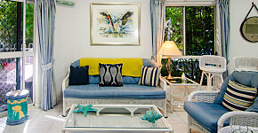 Sundance living room - colourful and comfy