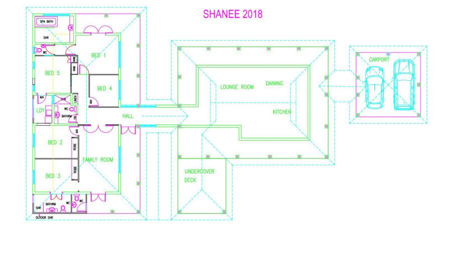 Shanee Prana - Floor plan
