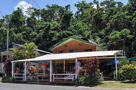 Etty Bay Cafe
