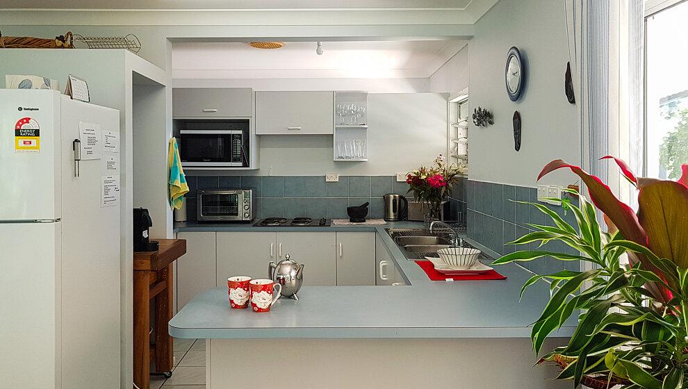 The Beachie kitchen