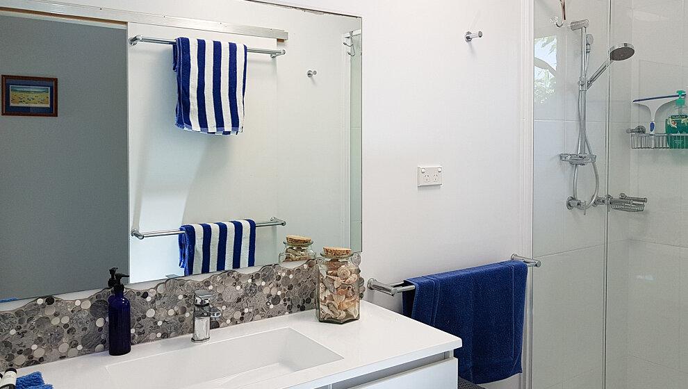 The Beachie bathroom