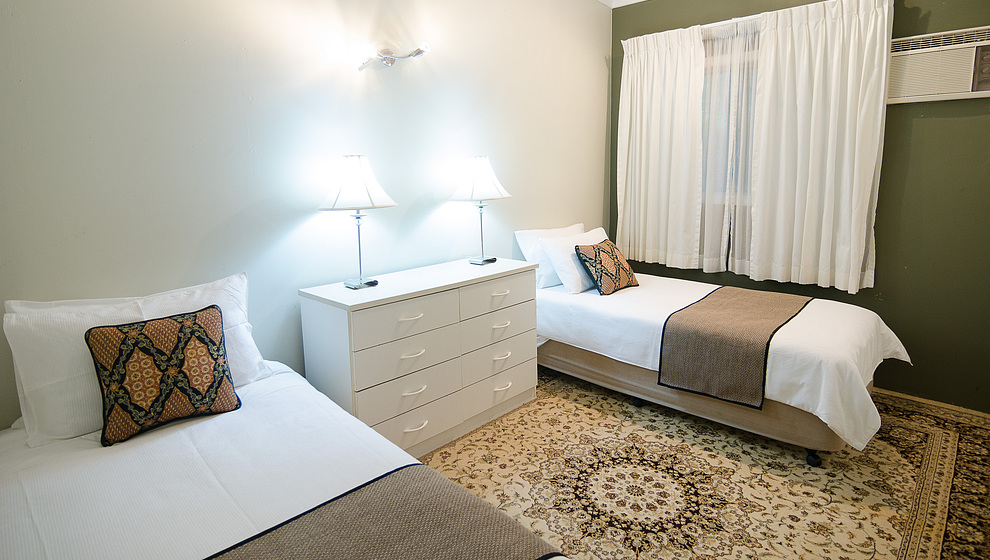 Touch of Bali - Twin bedroom 3