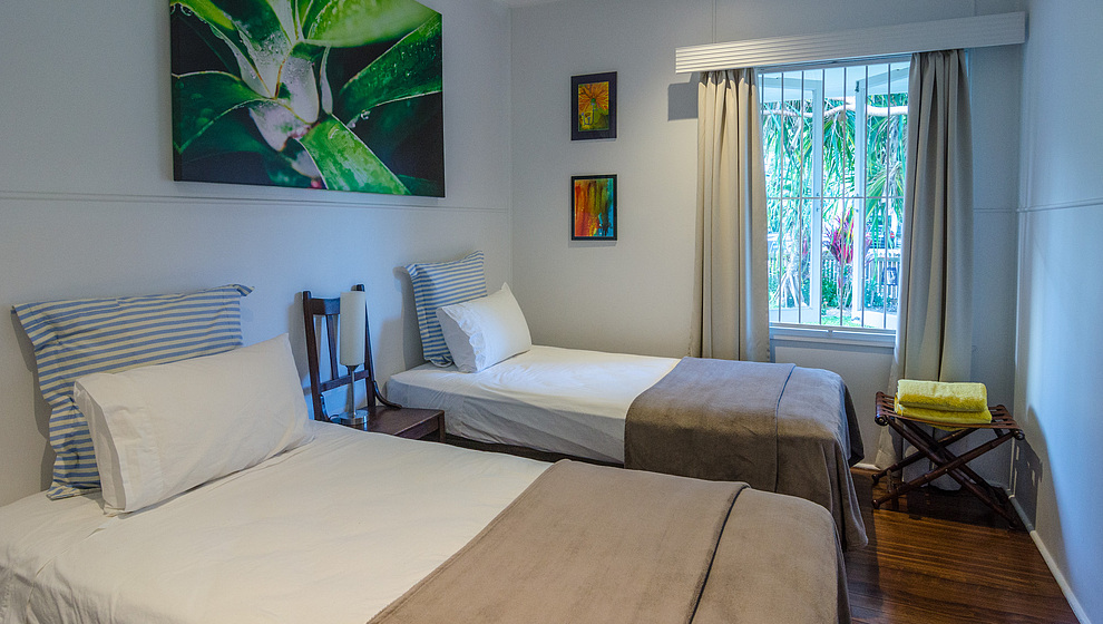 Pandanus twin bedroom 3
