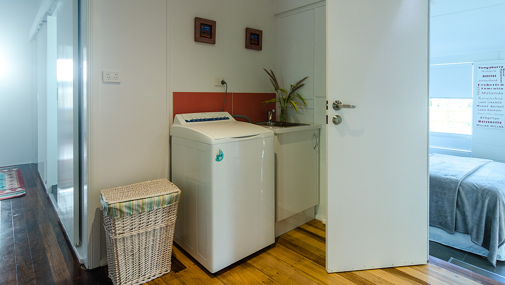Pandanus washing machine & laundry tub