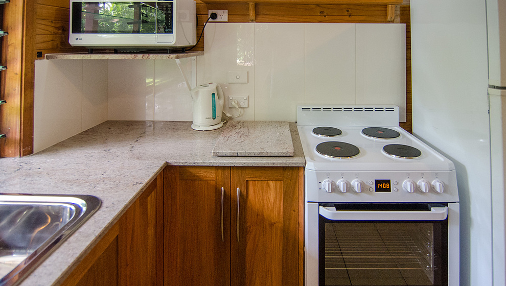 Electric stove & oven