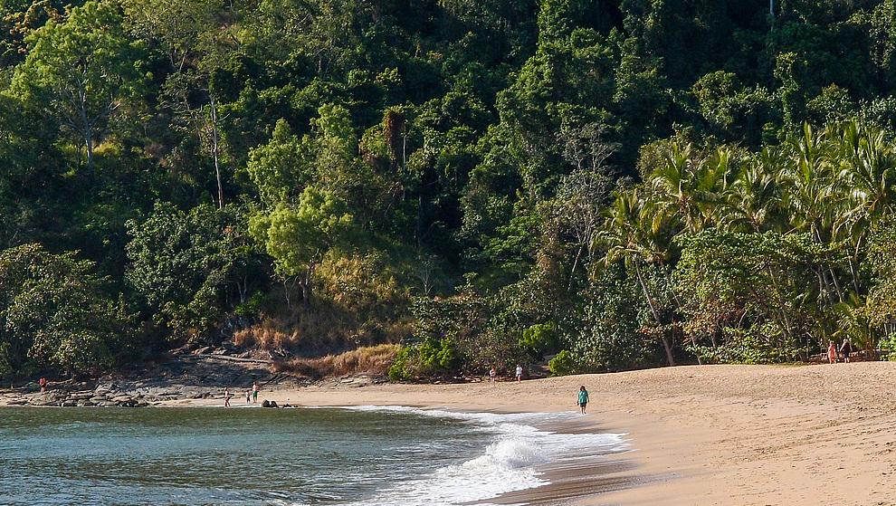 Southern end of Trinity Beach
