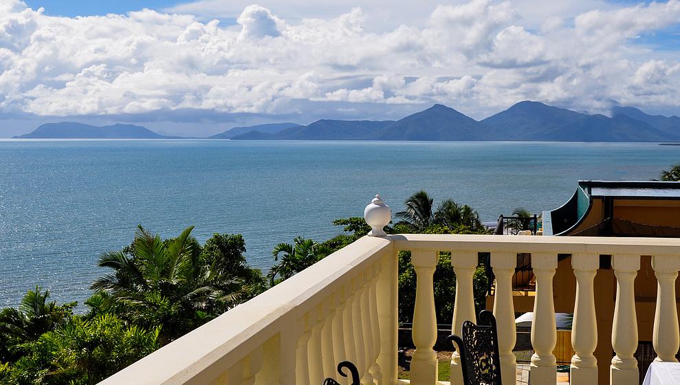 A Villa Gail - View from Gail's terrace