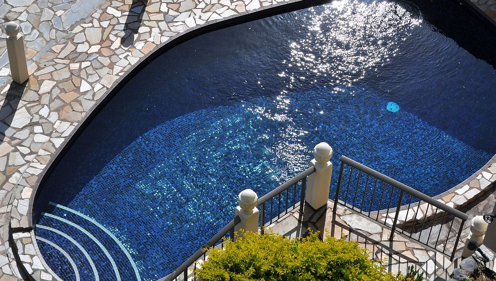 A Villa Gail - Pool
