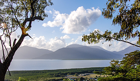 Trinity Bay from Red Arrow track, Cairns
