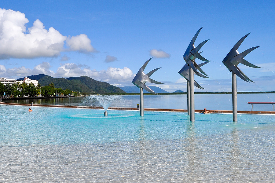 Cairns Esplanade Swimming Lagoon