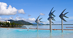 Cairns Esplanade Swimming Lagoon