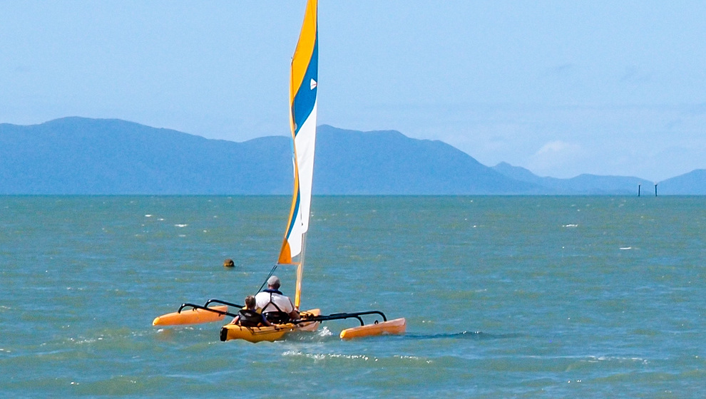 Hobie Cats for hire
