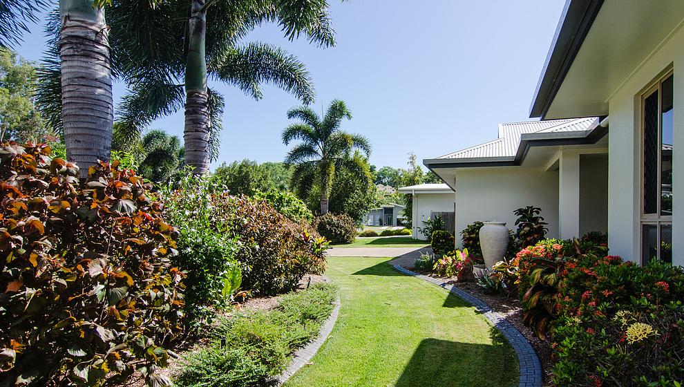 Eden front garden