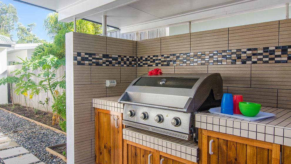 Eden undercover outdoor kitchen