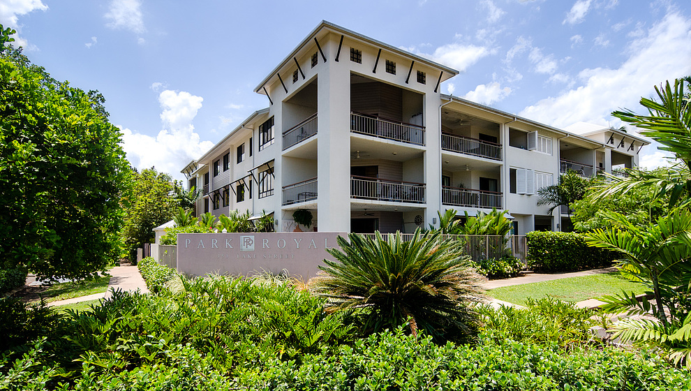 Park Royal Apartments, North Cairns